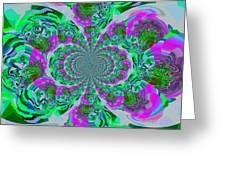 Kalidiscope Greeting Card