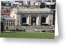 Kansas City - Union Station Greeting Card