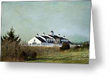 Kansas Landscape Greeting Card