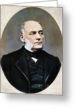 Karl Von Rokitansky Greeting Card