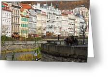 Karlsbad Greeting Card