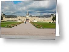 Karlsruhe Palace Greeting Card