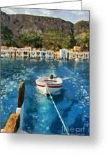 Kastellorizo Island Greeting Card