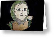 Katka Greeting Card