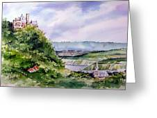 Katz Castle Greeting Card