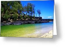 Kauai Coast 2 Greeting Card