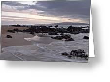 Keawakapu Kahaulani Aloha Wailea Maui Hawaii Greeting Card