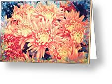 Keepsake Chrysanthemum  Greeting Card