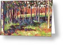 Kelly's Trees Greeting Card