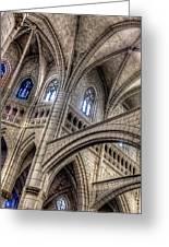 Ken Follets Cathedral No2 Greeting Card