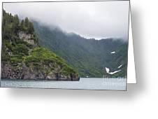 Kenai Fjords Alaska Greeting Card