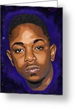 Kendrick Had A Dream Greeting Card