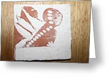 Kenna - Tile Greeting Card