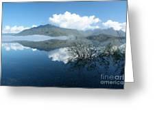 Kennedy Lake Greeting Card