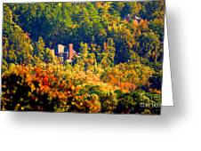 Kennesaw Hideout Greeting Card