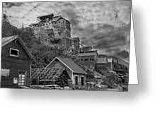 Kennicott Mine Greeting Card