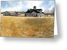 Kentucky Farm Greeting Card