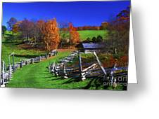 Kentucky Settlement Greeting Card