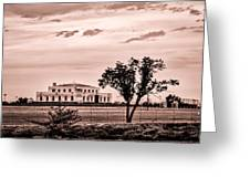 Kentucky - United States Bullion Depository Fort Knox Greeting Card