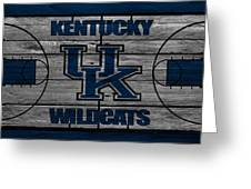 Kentucky Wildcats Greeting Card