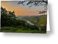 Kettle Creek Vista Greeting Card