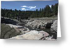 Kettle River Greeting Card