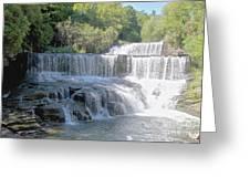 Keuka Seneca Trail Greeting Card