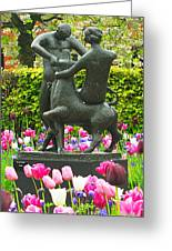 Keukenhof Gardens 30 Greeting Card
