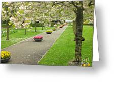 Keukenhof Gardens 32 Greeting Card