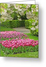 Keukenhof Gardens 35 Greeting Card