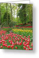Keukenhof Gardens 53 Greeting Card