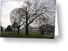 Kew Garden London Greeting Card