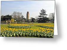 Kew Gardens London Greeting Card