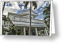 Key West Dreaming Greeting Card