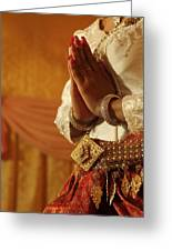 Khmer Culture  Greeting Card