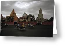 Khmer Life Greeting Card