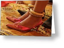 Khmer Wedding  Greeting Card