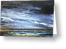 Kielderwater Storms Greeting Card