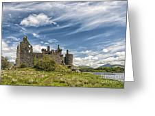 Kilchurn Castle 01 Greeting Card
