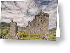 Kilchurn Castle 02 Greeting Card
