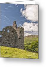 Kilchurn Castle 03 Greeting Card