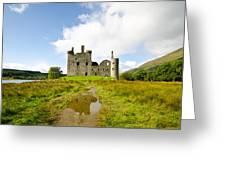 Kilchurn Castle 2 Greeting Card