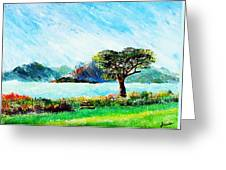 Killarney I Greeting Card
