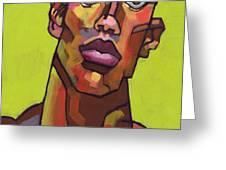 Killer Joe Greeting Card by Douglas Simonson