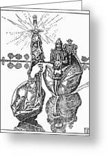 King Arthur, 1903 Greeting Card