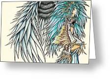 King Crai'riain Greeting Card