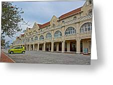 King Edward Hotel In Port Elizabeth-south Africa Greeting Card