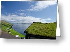 Kingdom Of Denmark, Faroe Islands Greeting Card