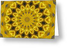 Kingdom Of Kasean Greeting Card