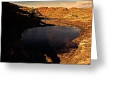 Kings Canyon V12 Greeting Card